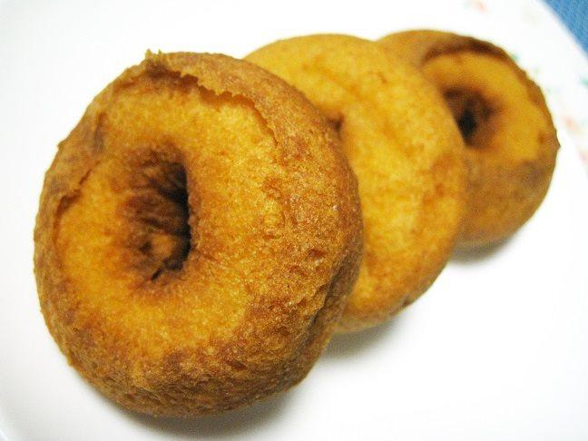 武藏关的豆腐店的甜甜圈