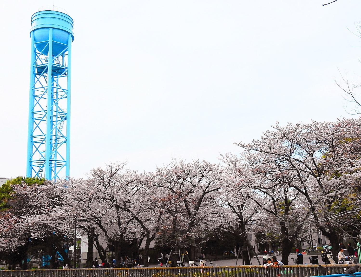 Is it the mini-Skytree of Nerima?