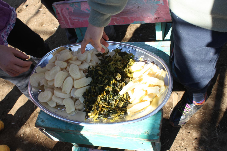 Nerima radish pickle was done!