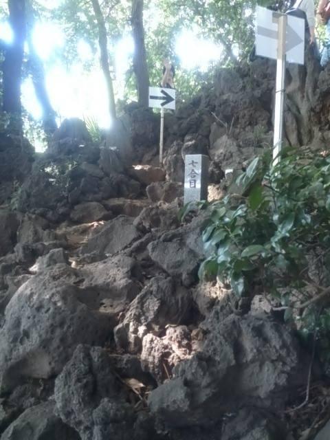 江古田的富士冢