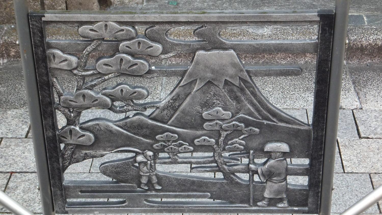 구아카쓰카 가도의 모습
