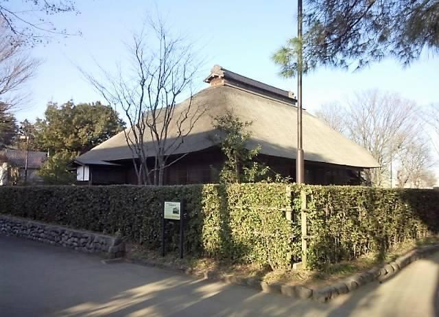 Wonderful old folk house, the best point! Image
