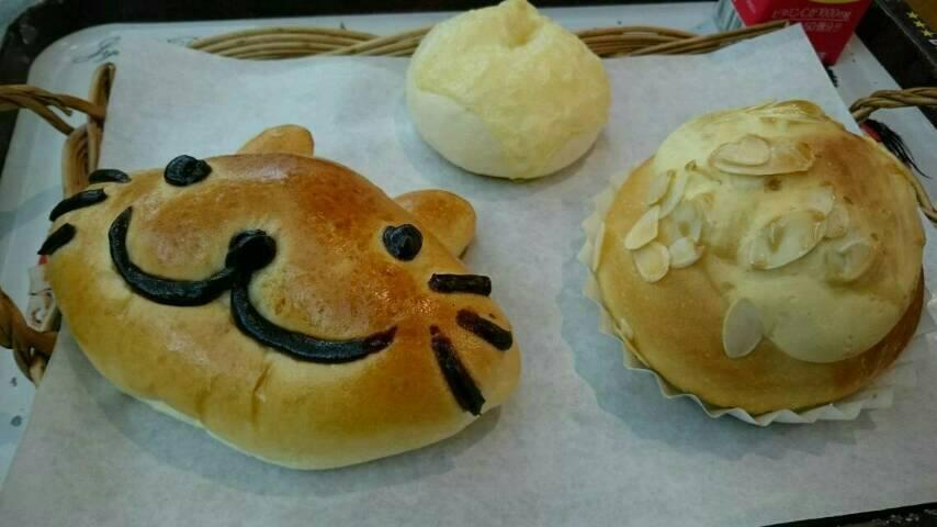 """neriko""的巧克力面包!"