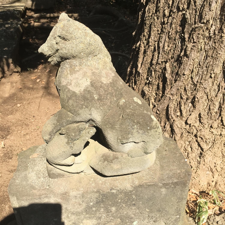 石獅子…no父母子女?? 圖片