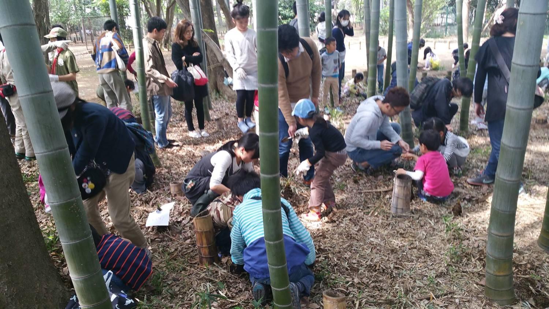 竹筍護城河ri活動