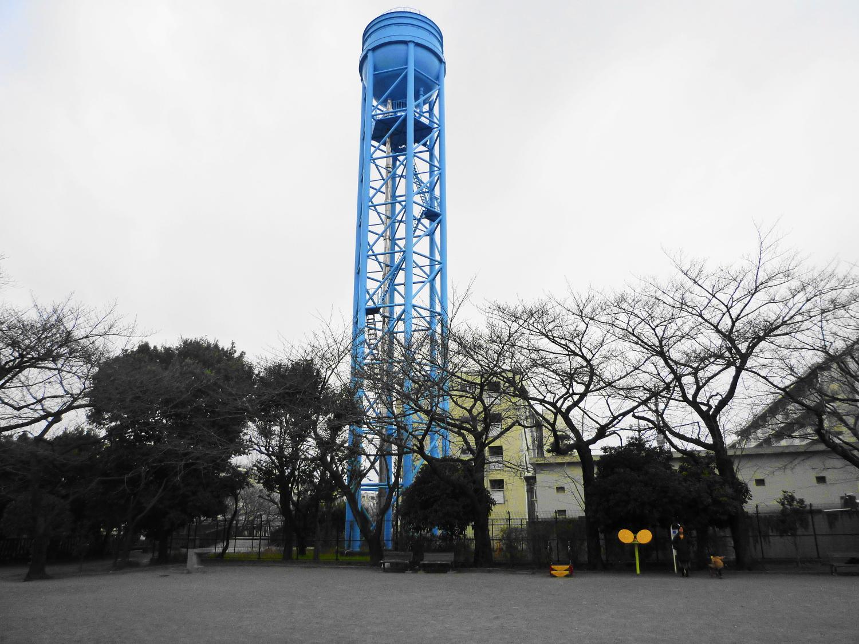 The mini-Tokyo Skytree of Nerima