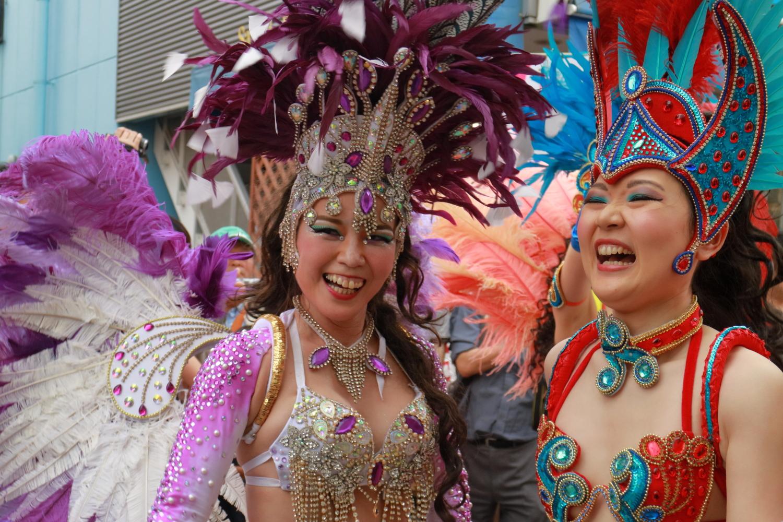 夏天,祭是桑巴舞! 圖片