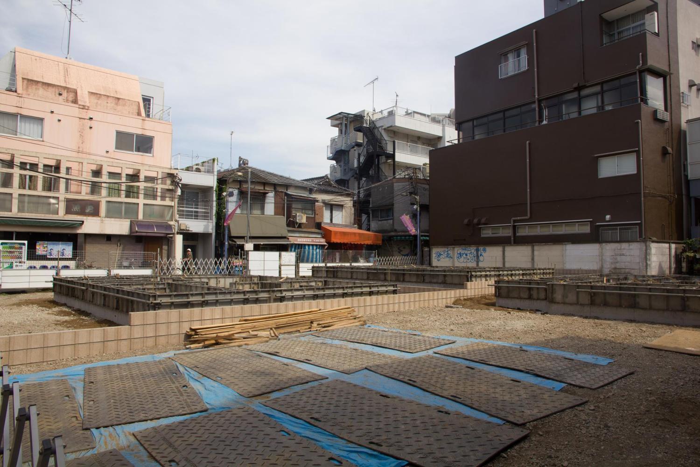 现在的江古田市场图片