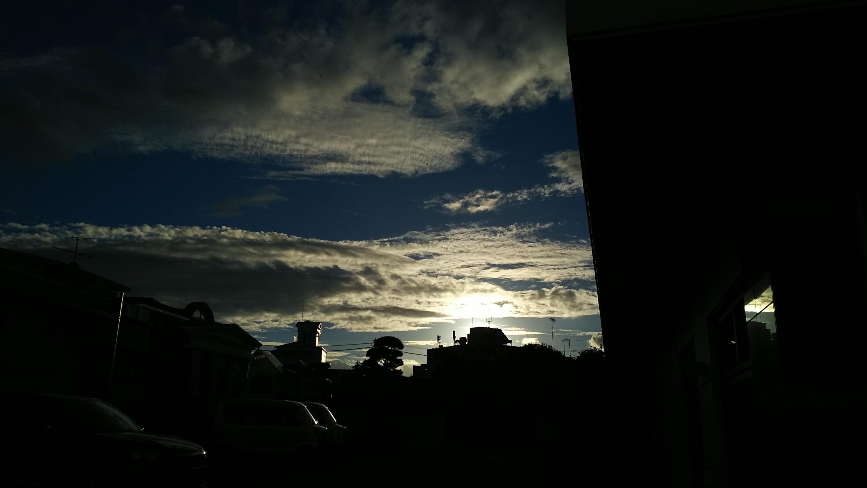 太阳的闪耀