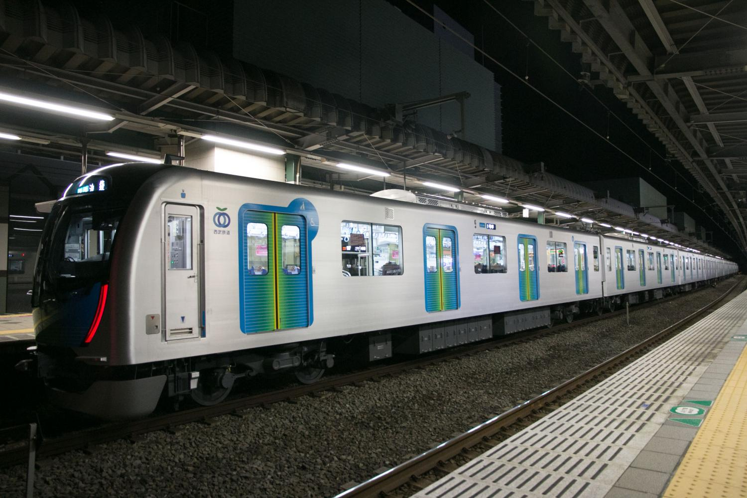 New vehicle of Seibu Ikebukuro Line