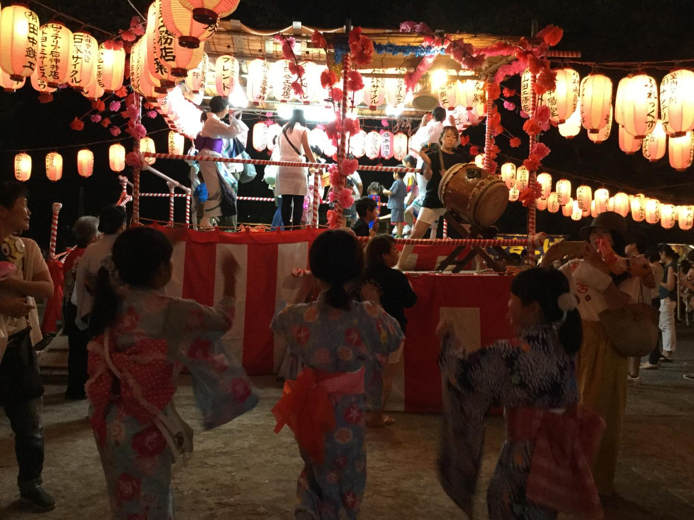 下石神井天祖神社的定期的祭祀