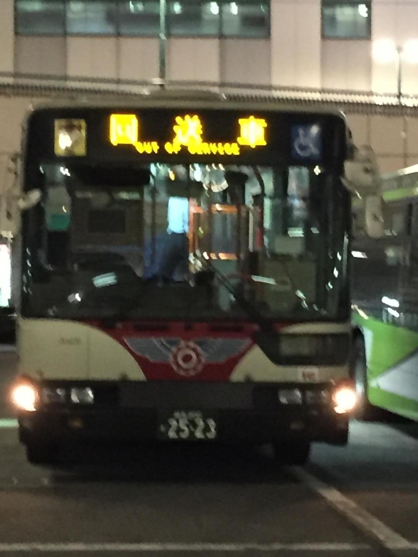 간토 버스, 동경도 경영 버스 이미지