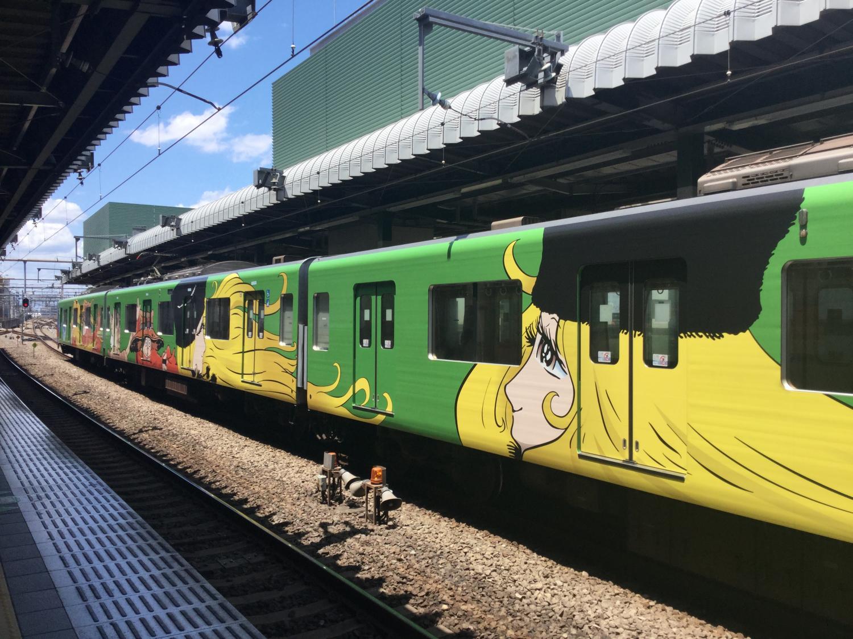 은하 철도 999 전철 또, 찍었다! 이미지