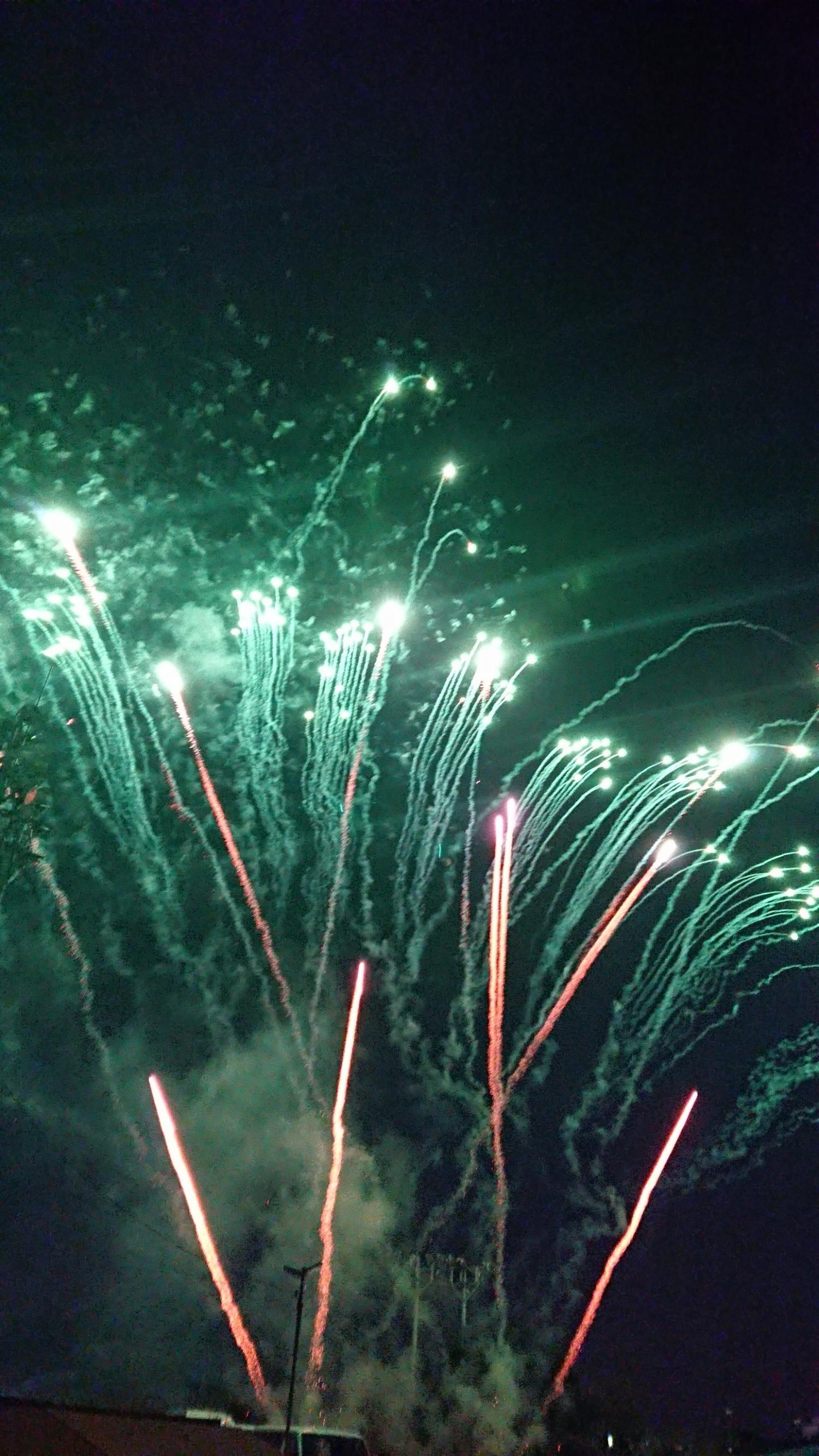 Summer of Nerima-ku fireworks Festa