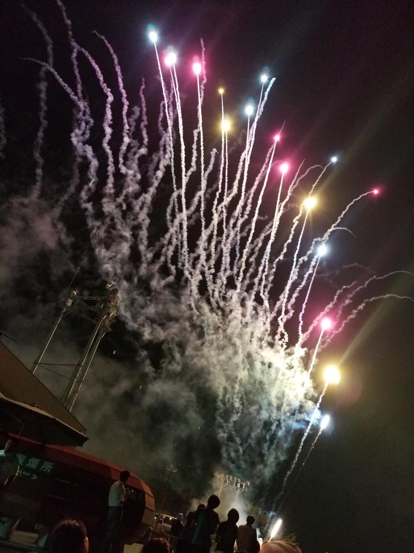 Nerima-ku fireworks Festa in Toshimaen