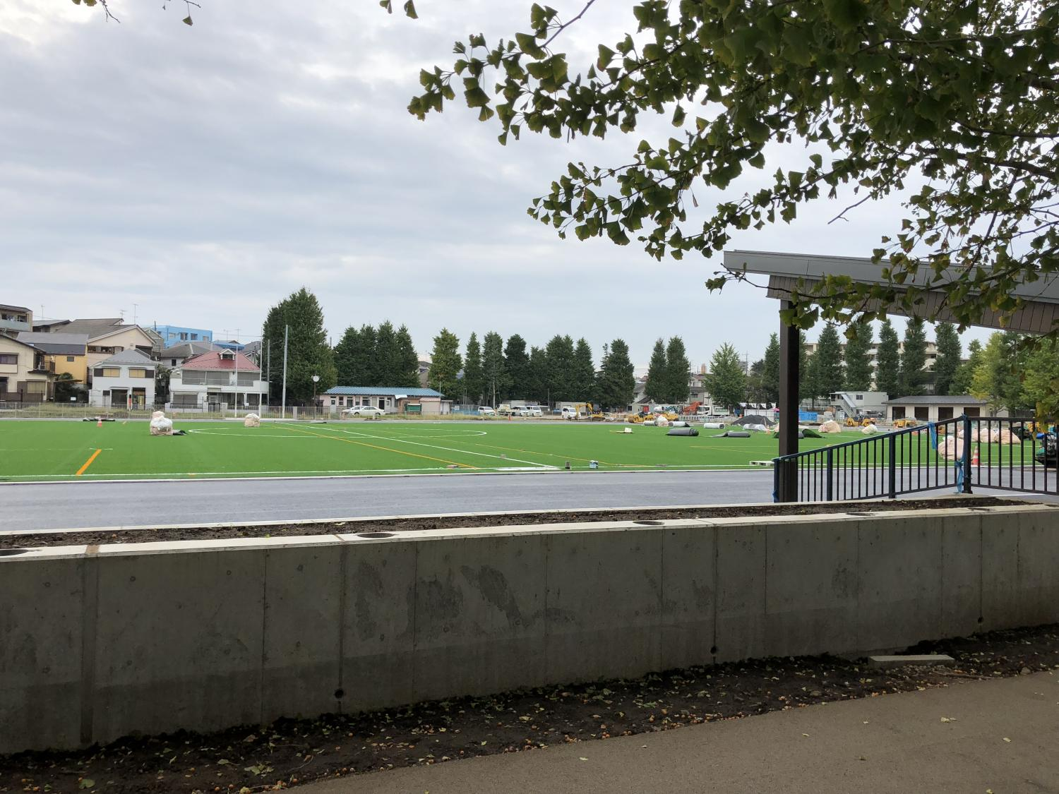 Nerima General Athletic Field image