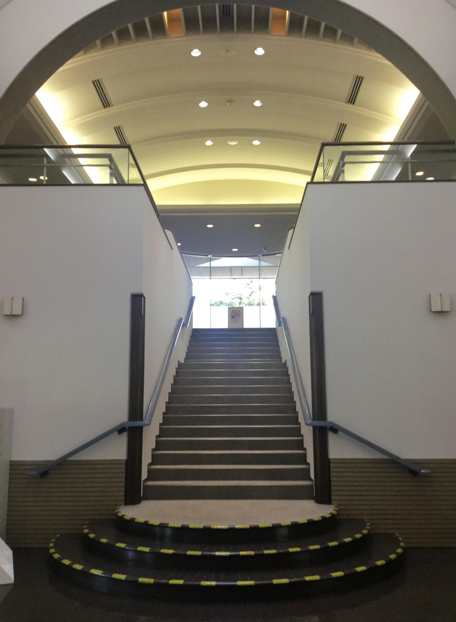 拍故鄉文化館別館的內部的圖片