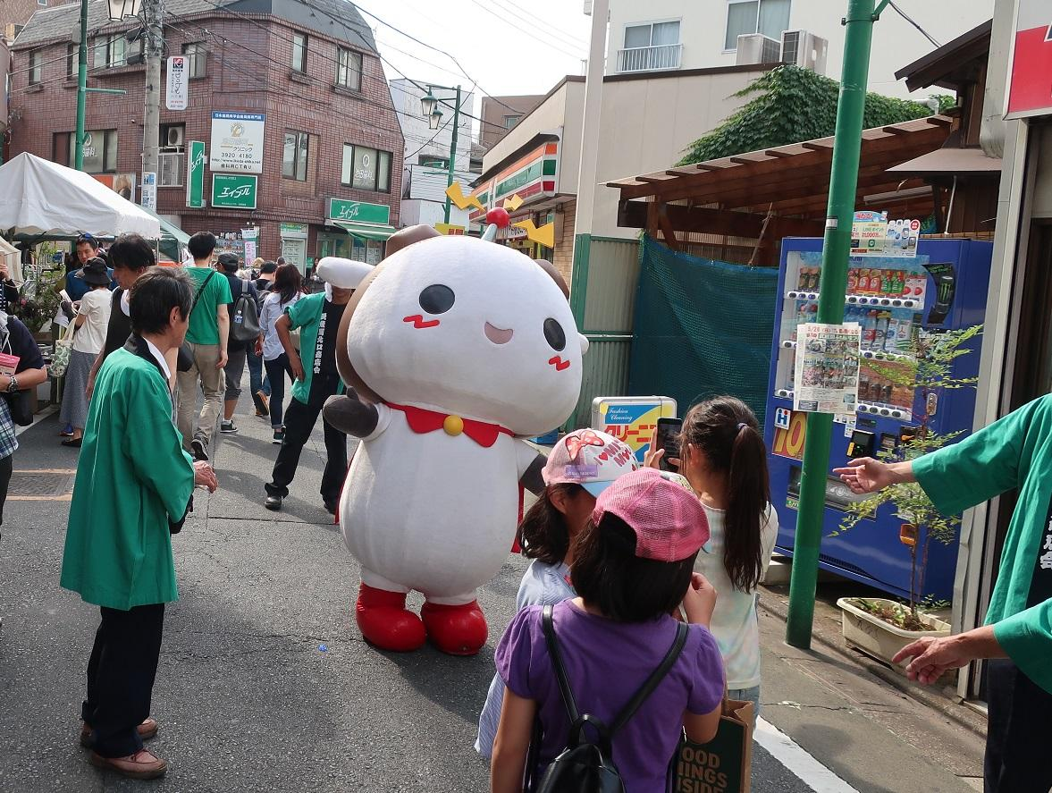 Musashiseki contact festival