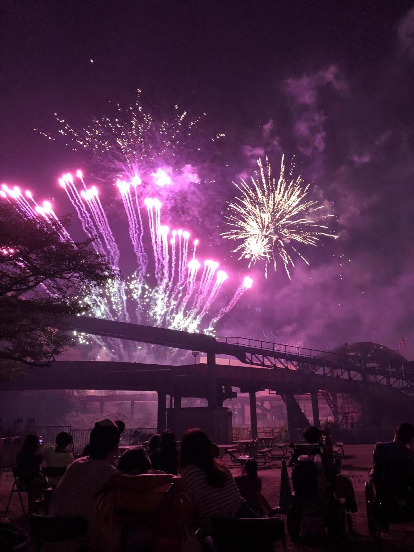 Nerima-ku fireworks Festa image