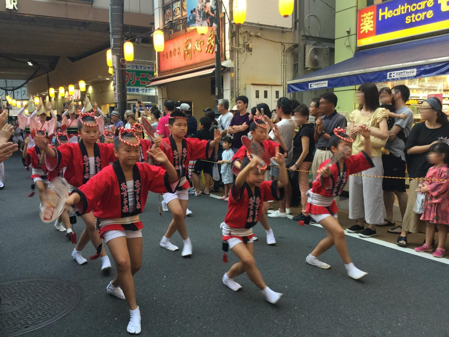 We do our best. Dance girls image of child