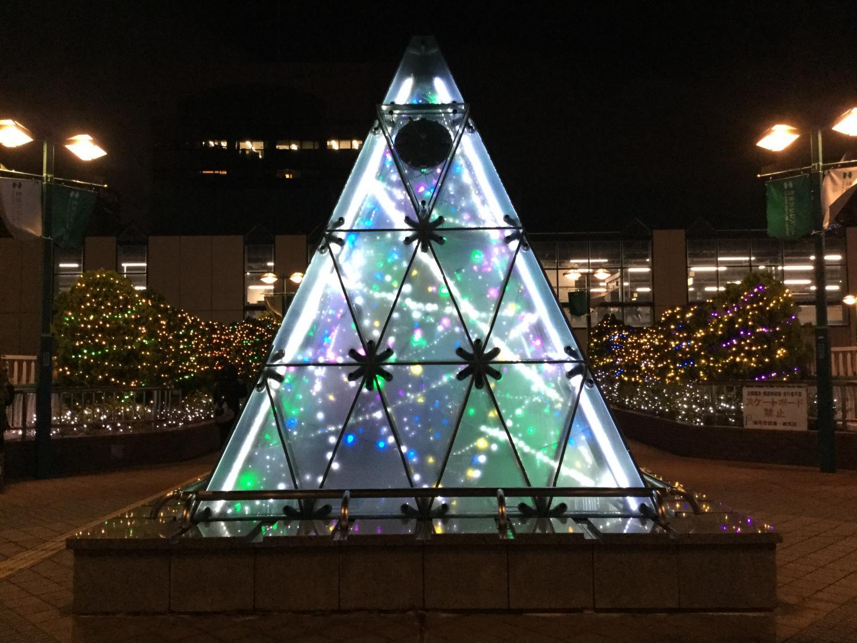 Wonderful Christmas illuminations image