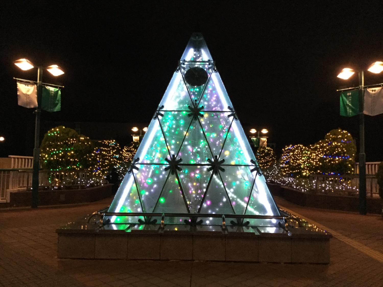 好的聖誕節彩燈圖片