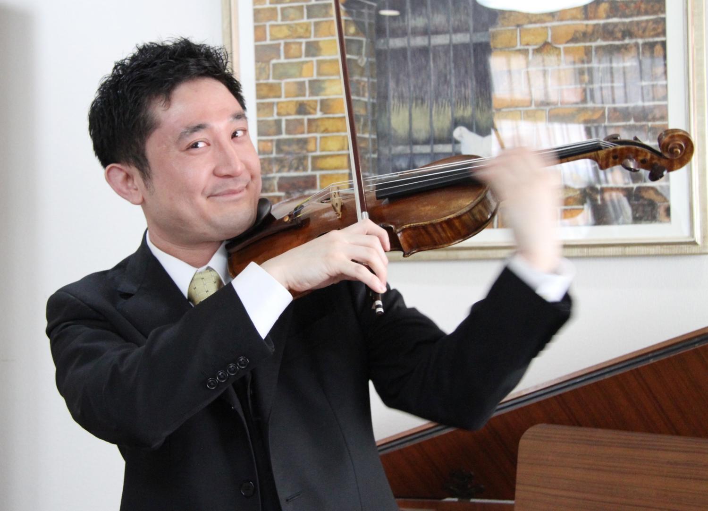 练马人#119西谷国登(小提琴手、指挥者)图片