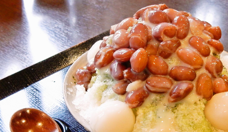 """受欢迎菜单实际上的食品报告!""""甘味処華樓""""(garo)图片"""