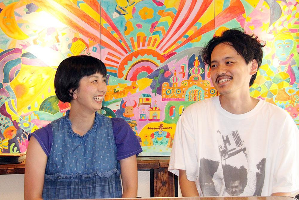 네리마 사람 #120 Boojil 씨 & 이토 아쓰시 씨(도쿄 단발머리씨 하우스) 이미지