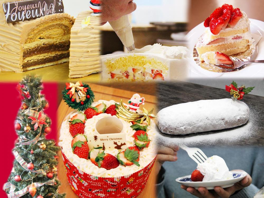 Christmas of this year is fixed in cake loved in hometown! ... Christmas cake 2017 in Nerima - image