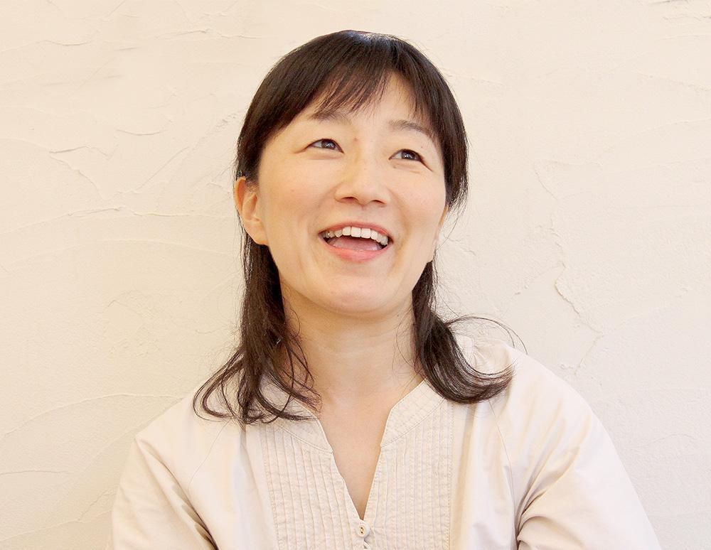 네리마 사람 #123 후쿠오카 유키코씨(아틀리에 슈쿠레 점주) 화상