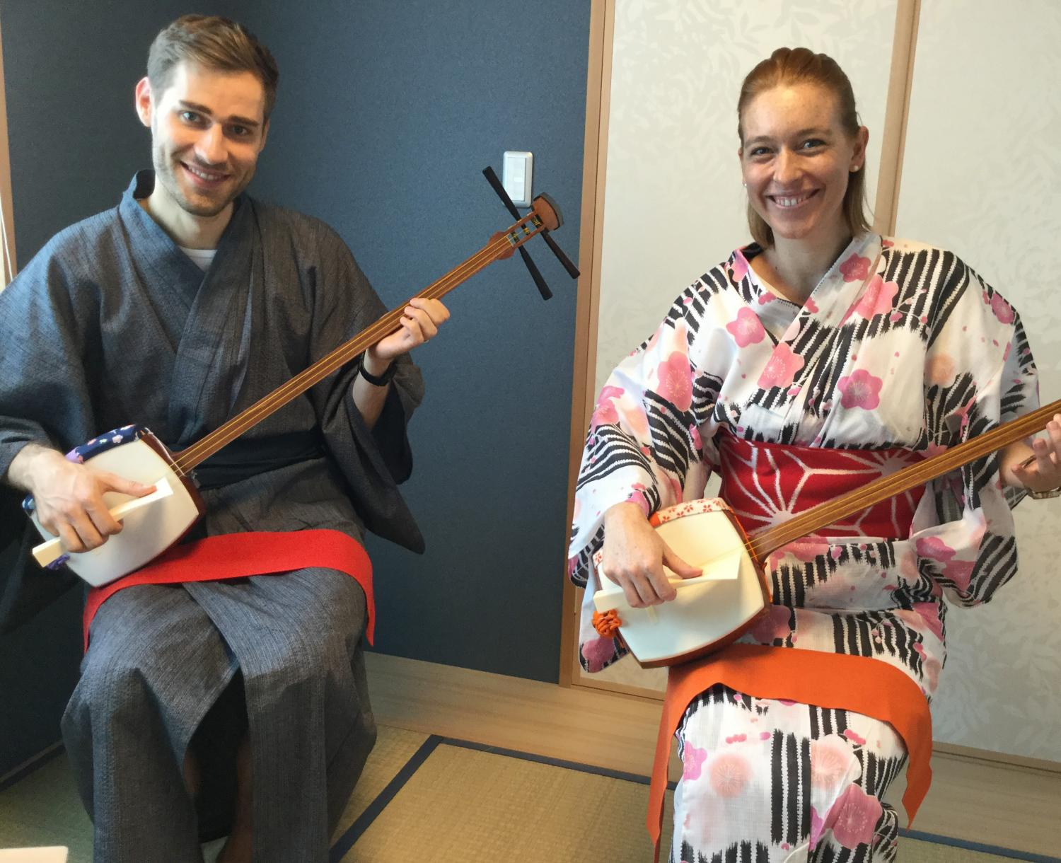 Offered in English. Japanese culture experience tour! Image