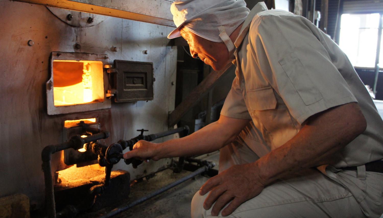10월 19일(금) 옛날 무늬의 불에 졸임 공장 견학 투어☆도시락 포함 이미지