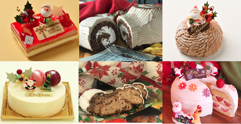 The Heisei last! Which Christmas cake will you have this year? ... for ... Nerima Christmas cake 2,018 years for