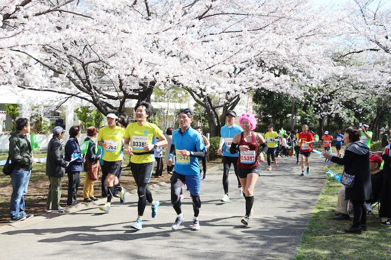 "We tell way of enjoying ""Nerima fist half marathon 2020"" recommendation in watching games point & venue!  Image"