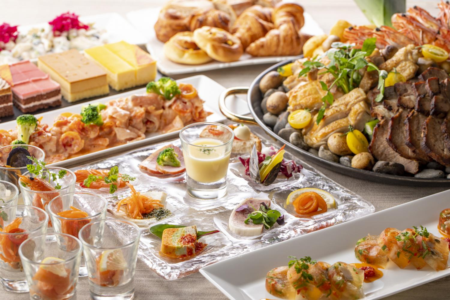 "Let's enjoy full-scale buffet in ""Hotel cadenza Hikarigaoka""! It is image (closed until * May 31)"