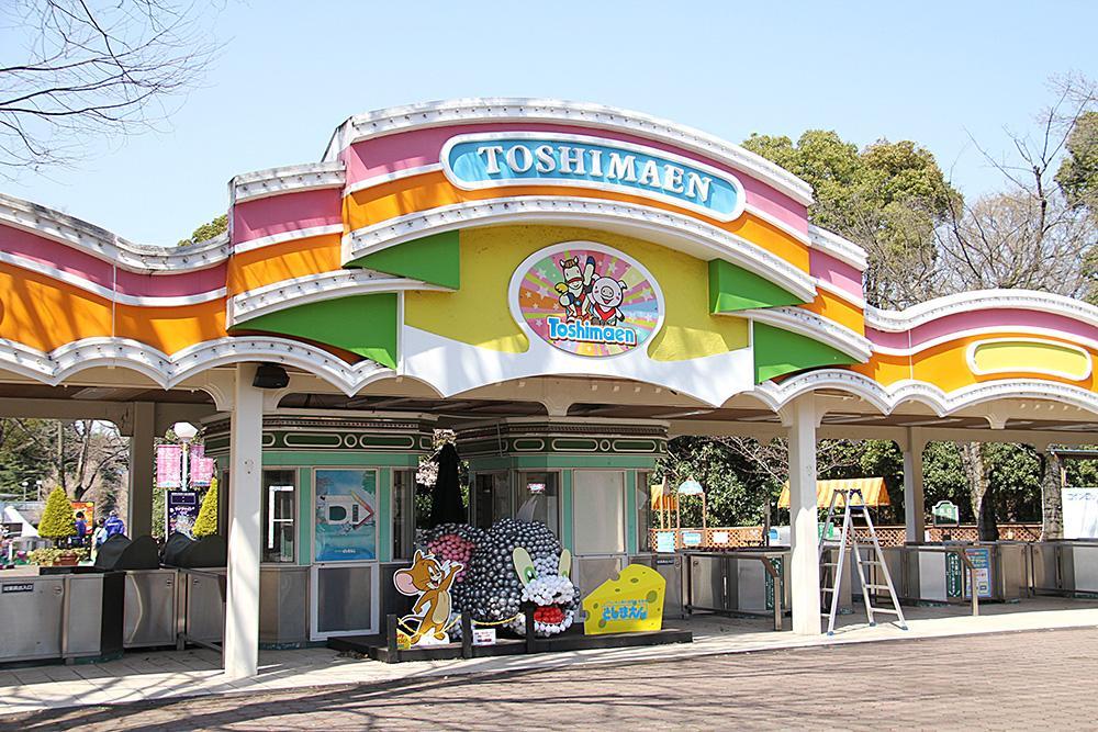 追踪toshimaenno历史,寻找被爱的游乐场的魅力! 图片