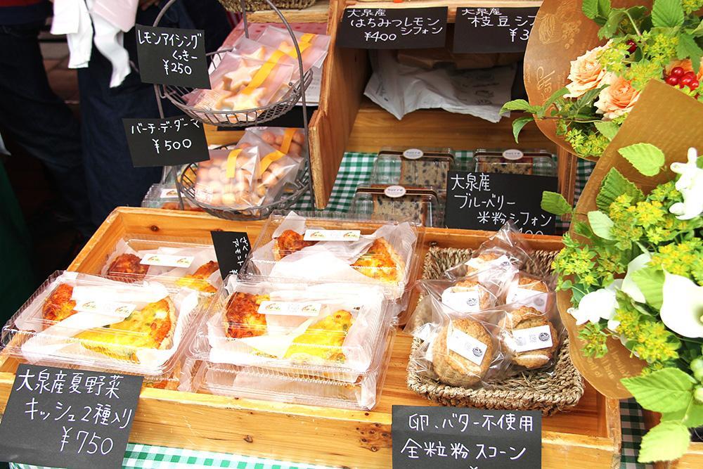 후쿠오카 씨의 손수 만들기 과자가, 여러가지 신에서 활약! 이미지