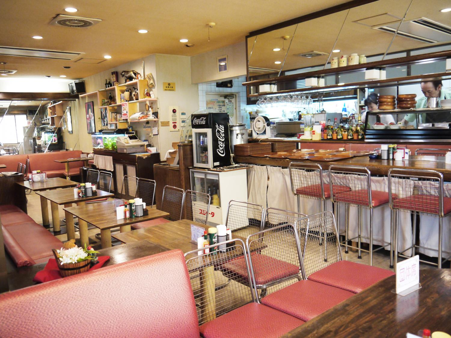 @ DRINK&FOODS MELL (drink & fuzumeru) image which is beyond level of cafe from those days
