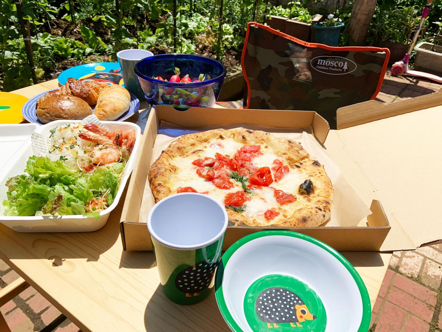 Theme: House has a picnic by menu of that ↑ shop to swell as family event ♪ Image