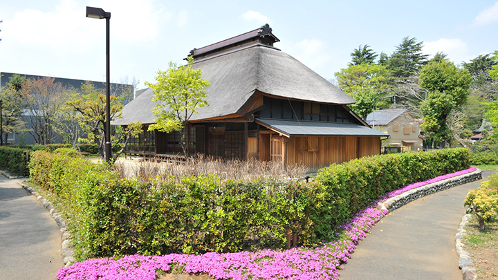 Ikebuchi Historical Park (the old Uchidas house)