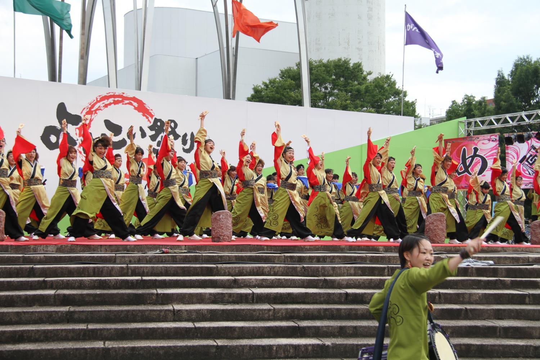 제11회 좋은 점 잉어 축제 IN 히카리가오카 공원