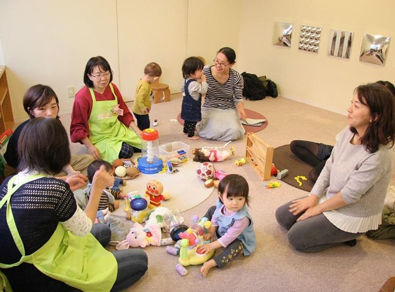 """Business trip to Chihiro Museum, Tokyo """"open space of child care"""""""
