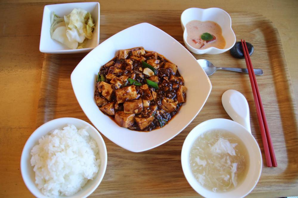 Chinese Tapas hachi