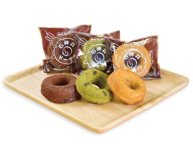 Shakujii doughnut