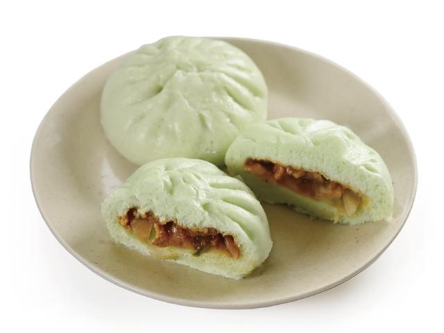 Cadenza time pan steamed meat bun