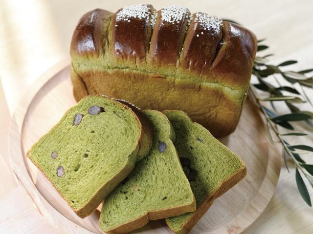 말차 오노 언 팥 식빵