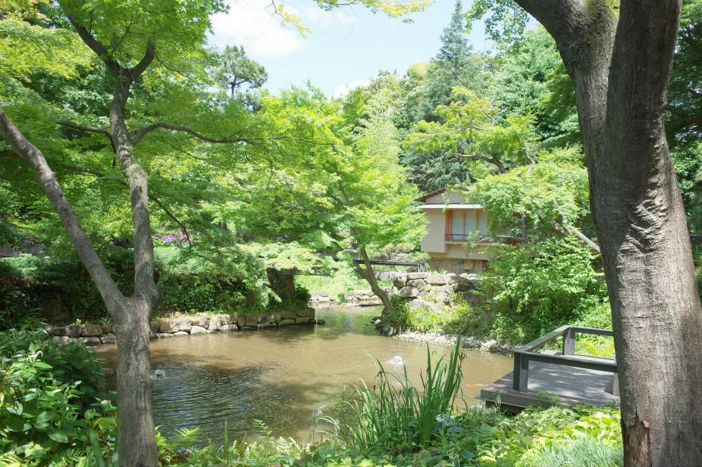 무카이야마 정원