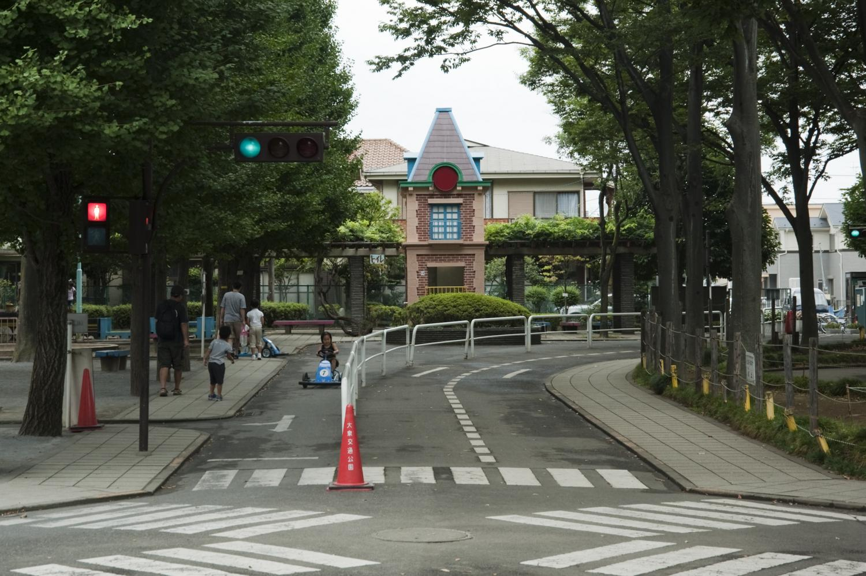 大泉交通公园图片