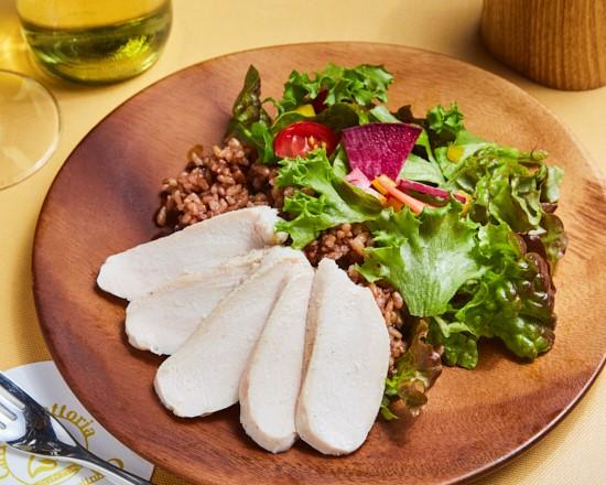 酵素糙米大山雞胸肉